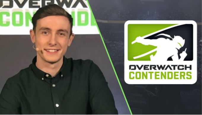"""Jaws: """"My main goal is to make it into the Overwatch League as a"""